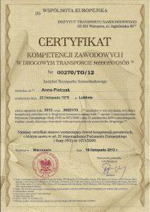 Dokumenty Skafander Travel