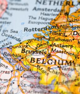 Busy do Belgii