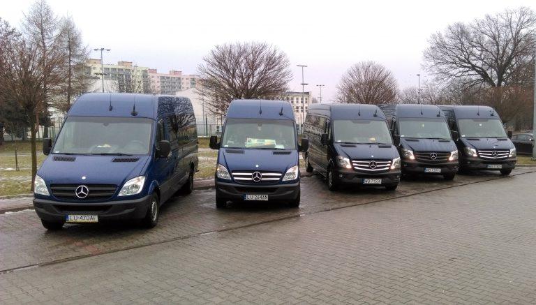bus belgia
